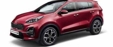 The All New Kia Sportage……..For journeys, not just destinations. Now from only £16,995!