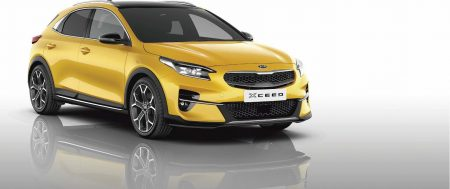 The All-New Kia XCeed