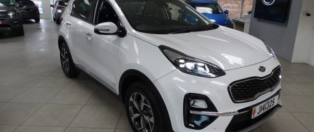 Fantastic Kia Sportage offers at Bel Royal Motors.  Saving up to £4,400 on new prices.