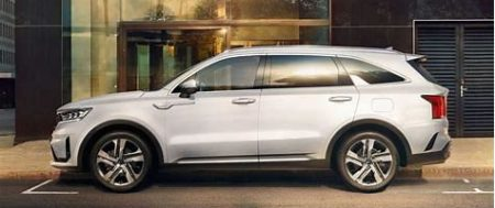 Introducing the all new Kia Sorento 7 Seater Self-Charging Hybrid