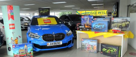 Bel Royal Motors Christmas Lego Giveaway